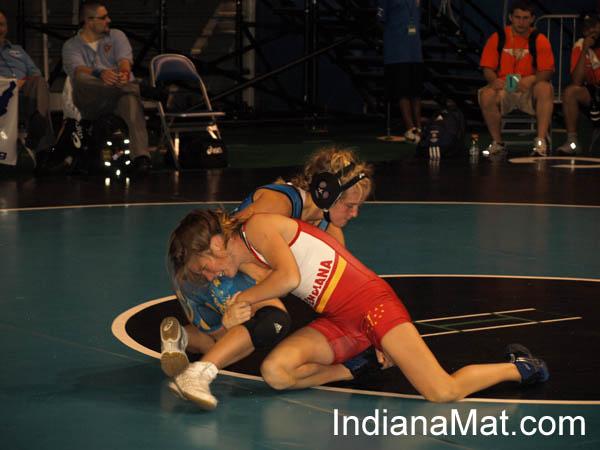 Womens Junior All-American Sarah Hildenbrandt