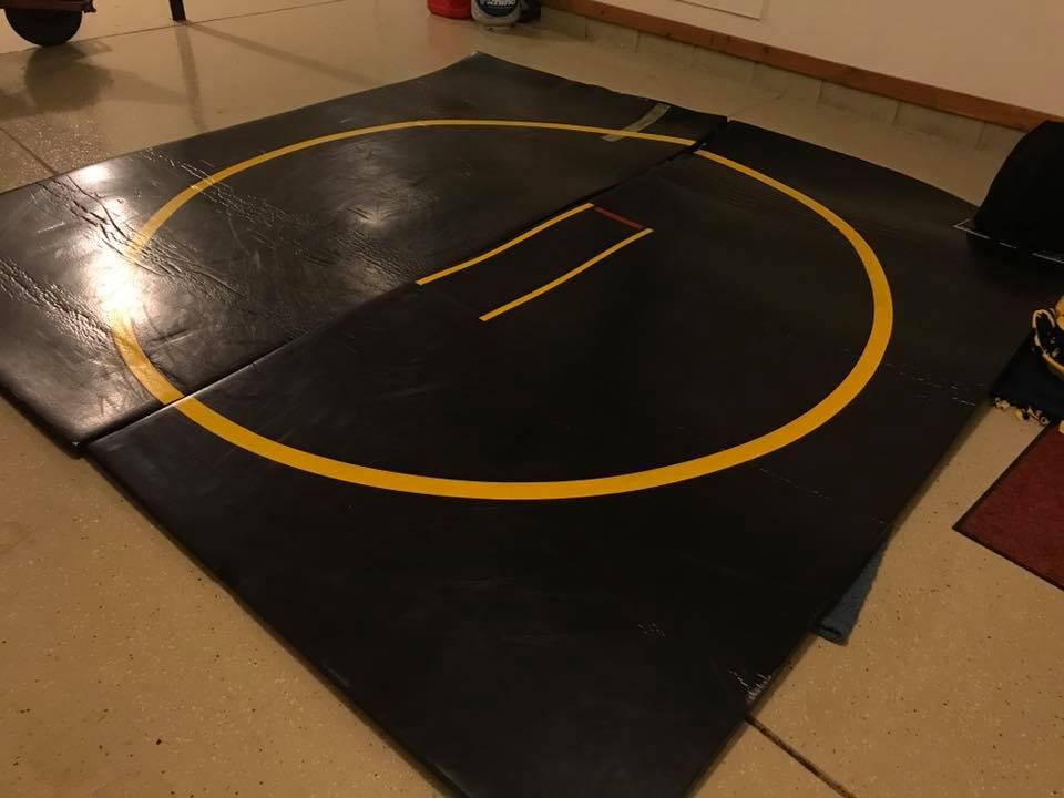 Corbin's wrestling mat.jpg